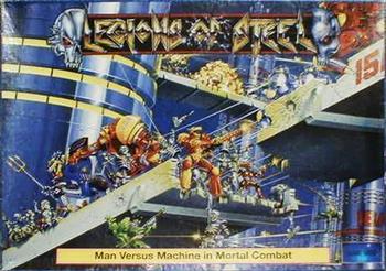 Legions of Steel board game