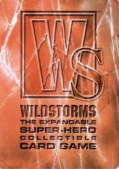 Wildstorms board game