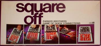 Square Off board game