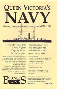 Queen Victoria's Navy board game