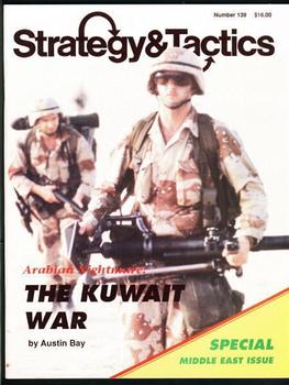 Arabian Nightmare: The Kuwait War board game