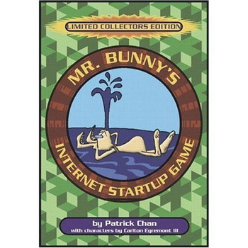 Mr. Bunny's Internet Startup Game board game
