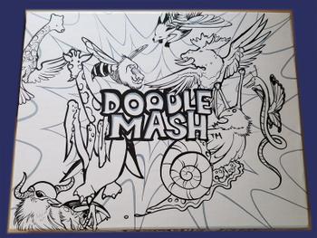 DoodleMash board game