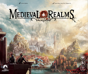 Medieval Realms board game