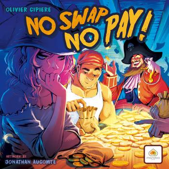 No Swap No Pay board game