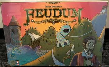 Feudum: Big Box board game