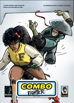 Combo Fighter: VS pack 3 board game