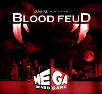 Vampire: The Masquerade - Blood Feud board game