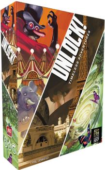 Unlock! Timeless Adventures board game