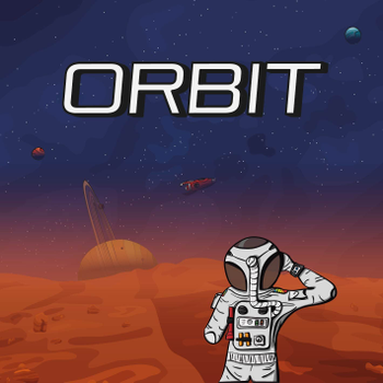 Orbit: The International Space Race board game