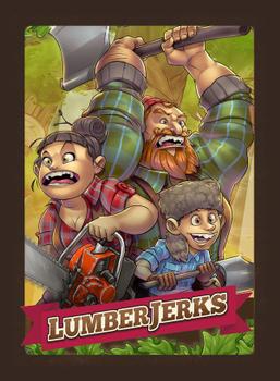 LumberJerks board game