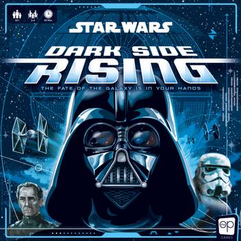 Star Wars: Dark Side Rising board game