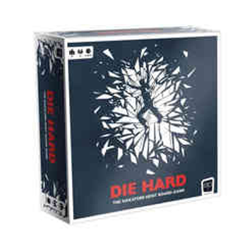 Die Hard: The Nakatomi Heist Board Game board game