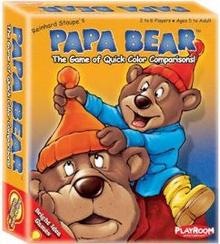 Papa Bear board game
