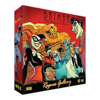 Batman: The Animated Series - Rogues Gallery board game