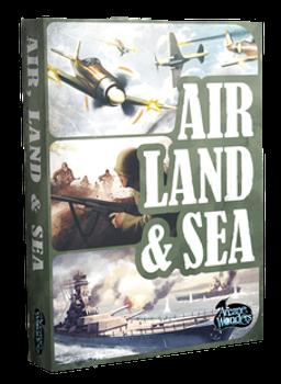 Air, Land, & Sea board game