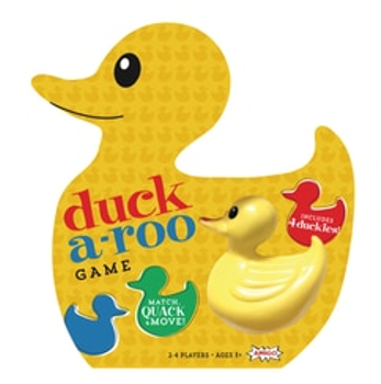 Duck-A-Roo board game