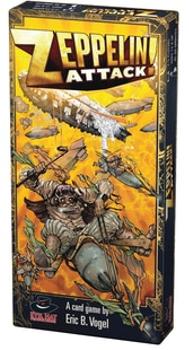 Zeppelin Attack! board game