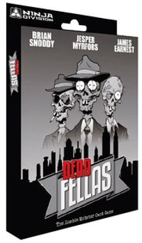 Dead Fellas board game
