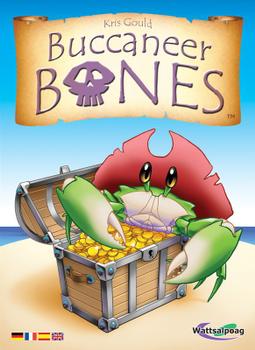 Buccaneer Bones board game