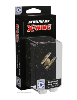 Star Wars X-Wing Second Edition: Vulture-class Droid Fighter board game