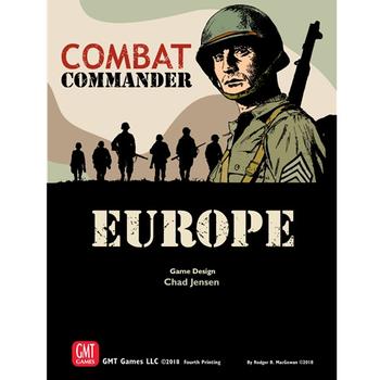 Combat Commander: Europe board game