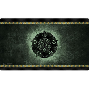 A Game of Thrones: The Card Game (Second Edition) - House Tyrell Playmat board game
