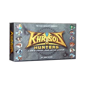 Khrysos Hunters board game