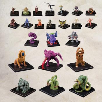 Arkham Horror: Monster Miniatures Wave 2