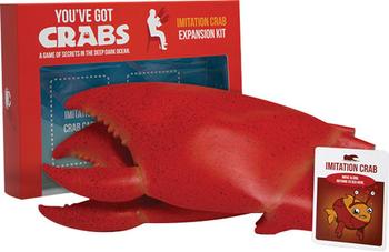 You've Got Crabs: Imitation Crab Expansion Kit board game