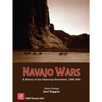 Navajo Wars board game