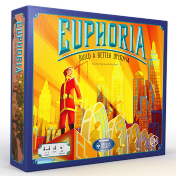 Euphoria: Build a Better Dystopia board game