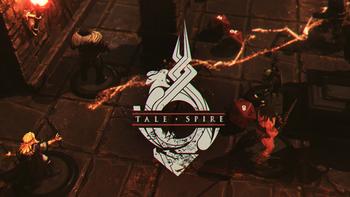 TaleSpire board game