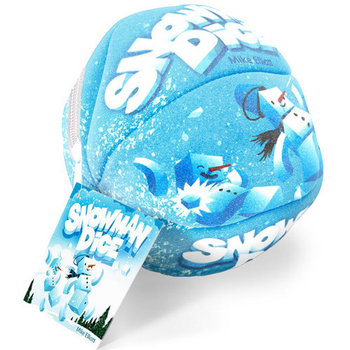 Snowman Dice board game