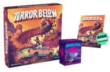 Terror Below (Kickstarter Edition) board game