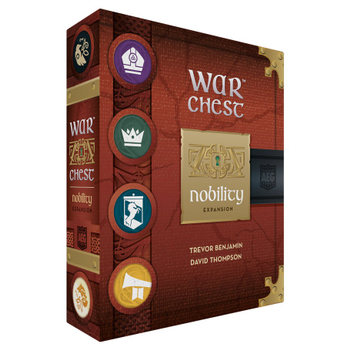 War Chest: Nobility board game