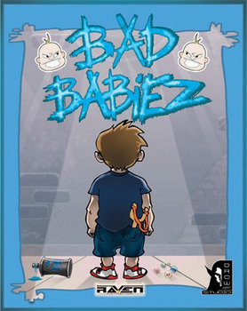 Bad Babiez board game