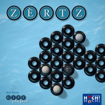 ZÈRTZ board game