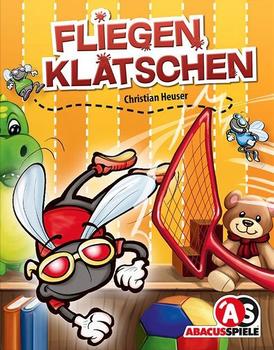 Fliegen klatschen board game