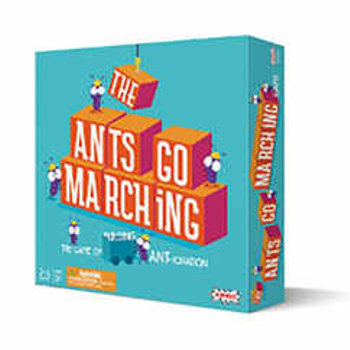 The Ants Go Marching board game
