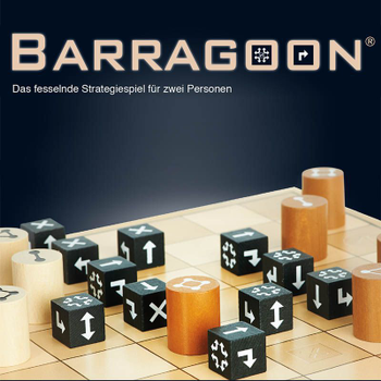 Barragoon board game
