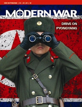 Drive on Pyongyang board game