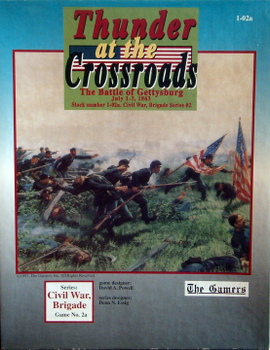 Thunder at the Crossroads (second edition) board game