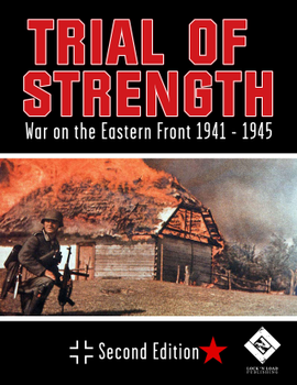 Trial of Strength board game