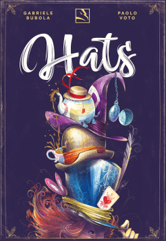 Hats board game