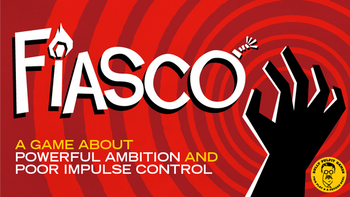 Fiasco (Second Edition) board game