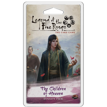Legend of the Five Rings: The Children of Heaven Dynasty Pack board game