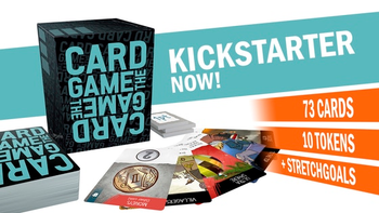 Card Game the Card Game board game