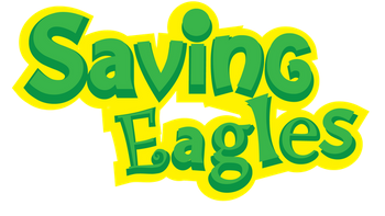 Saving Eagles board game