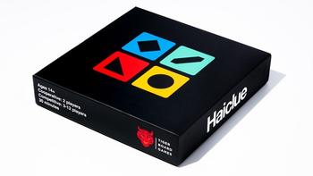 Haiclue board game
